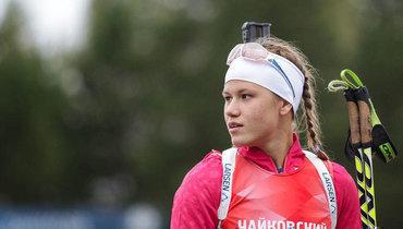 Резцова заняла второе место вгонке преследования начемпионате Европы