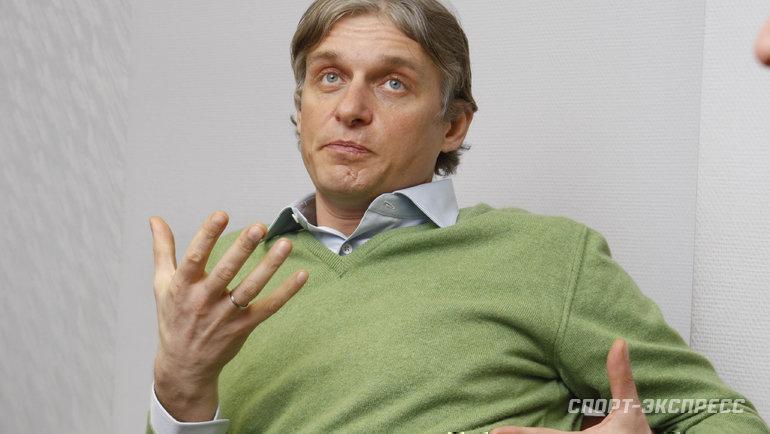 """Олег Тиньков. Фото Александр Федоров., """"СЭ"""""""