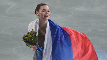 Сотникова взяла пример сЗагитовой. Она официально ушла избольшого спорта
