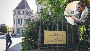 Здание CAS вЛозанне.