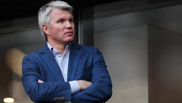 Экс-министр спортаРФ Павел Колобков получил должность в «Газпром-нефти»
