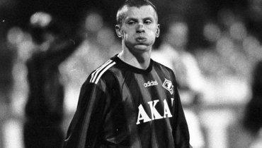 22 года назад «Спартак» обыграл «Аякс» вчетвертьфинале Кубка УЕФА