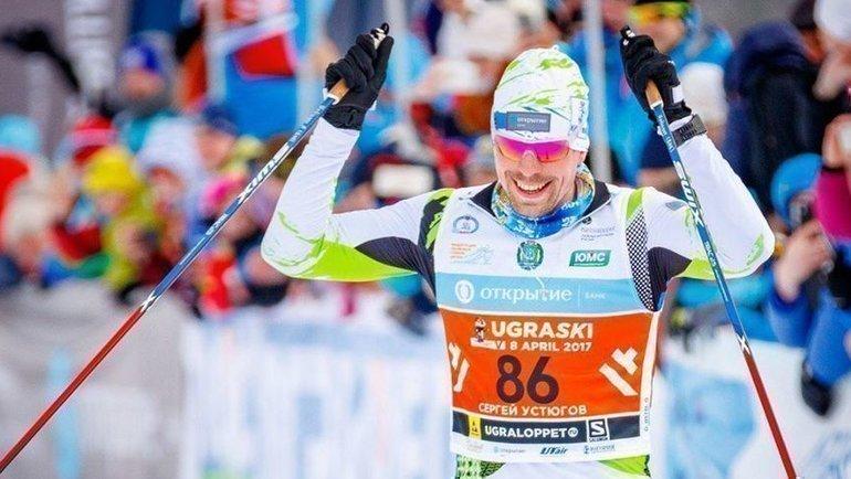 Сергей Устюгов. Фото instagram.com