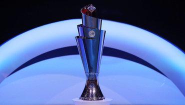 ВАмстердаме состоялась жеребьевка Лига наций-2020/21.