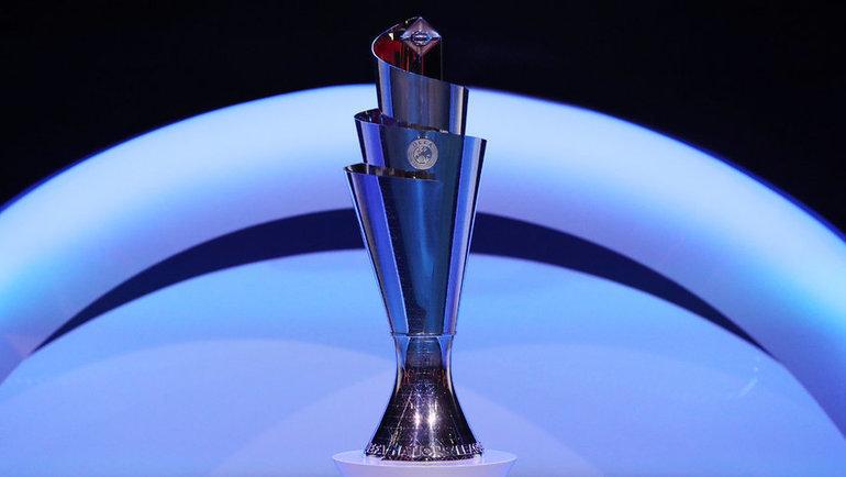 ВАмстердаме состоялась жеребьевка Лига наций-2020/21. Фото Reuters