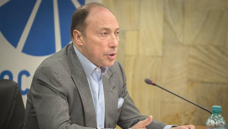 Президент Федерации современного пятиборья (ФСПР) России Вячеслав Аминов.