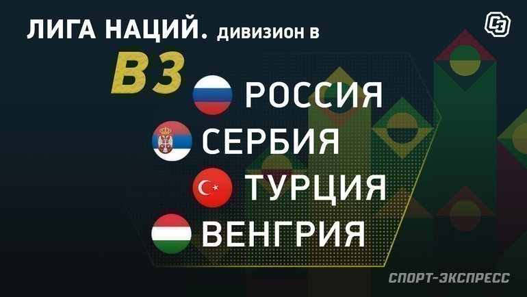 Команда Станислава Черчесова встретится вЛиге наций сСербией, Турцией иВенгрией. Фото «СЭ»