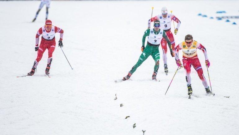 Кубок мира полыжным гонкам: спринты вДраммене. Live! Фото AFP