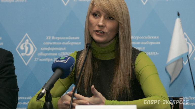 Светлана Журова. Фото Никита Успенский., «СЭ»