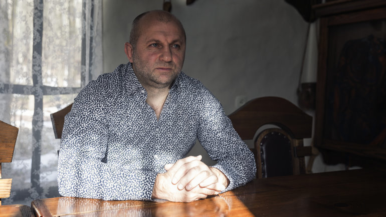 Андрей Былдин. Фото Юрий Голышак, «СЭ»