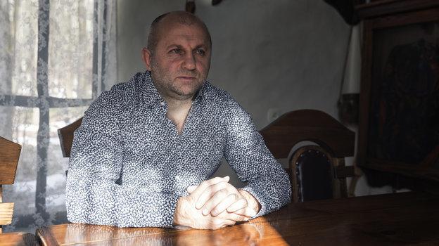 Андрей Былдин. Фото Юрий Голышак