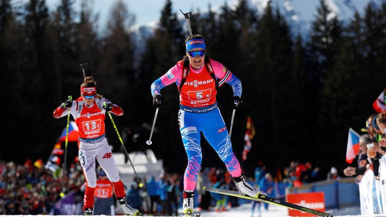 Екатерина Юрлова-Перхт. Фото Reuters