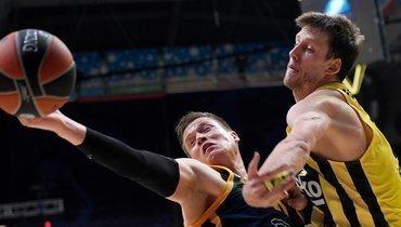 «Химки» ответили «Фенербахче» исделали шаг кплей-офф Евролиги