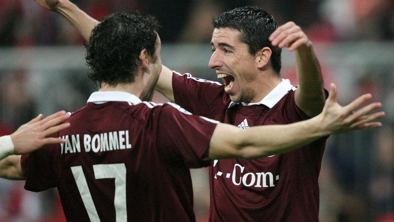 Рой Макай забил самый быстрый гол вистории Лиги чемпионов. Фото AFP