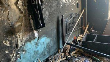 Уфаната «Бруклина» сгорел дом. Спаслась только майка Кайри Ирвинга