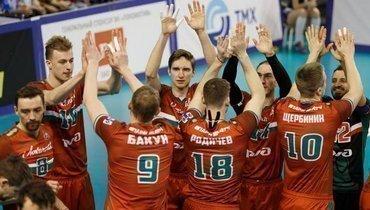 «Локомотив» выиграл регулярный чемпионат.