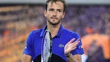 Медведев остался напятом месте врейтинге ATP