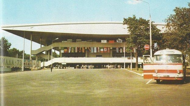 Примерно так выглядела арена в день трагедии.