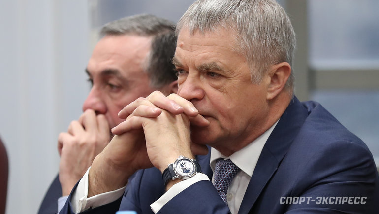 Александр Медведев (справа). Фото Федор Успенский., «СЭ» / Canon EOS-1D X Mark II