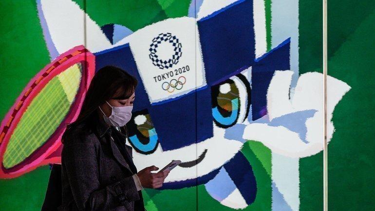 Олимпиаду вТокио могут перенести из-за эпидемии. Фото AFP