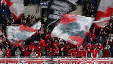 «Спартак» и «Динамо» сыграют шестой матч серии плей-офф КХЛ без зрителей.