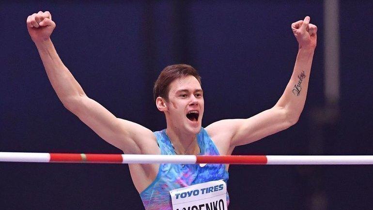 Данил Лысенко. Фото AFP