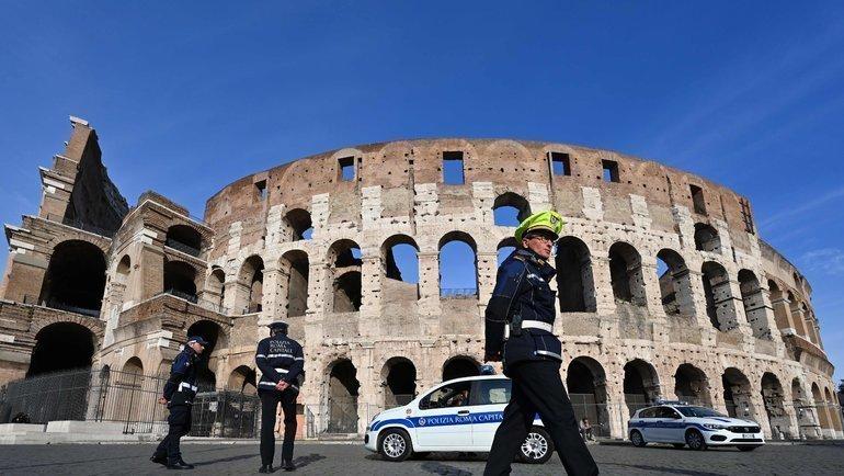 Римский Колизей. Фото AFP