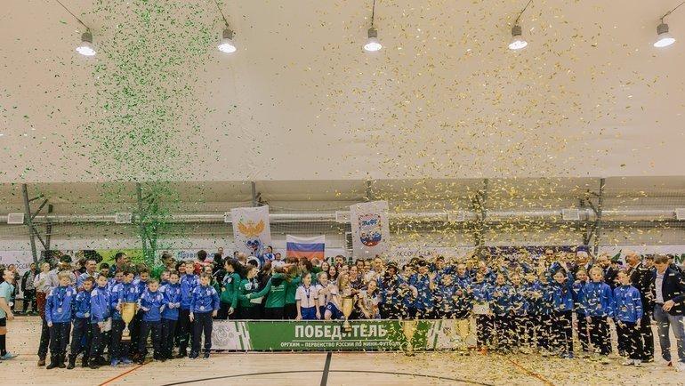 ВНижегородской области завершился финал юношеского первенства России сезона-2019/20. Фото АМФР