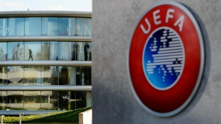 Штаб-квартира УЕФА. Фото УЕФА