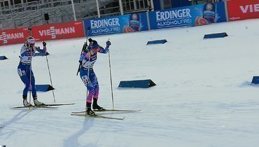 Херманн выиграла спринт напоследнем этапе сезона, Куклина— вдесятке