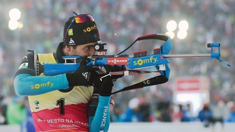 Мартен Фуркад. Фото AFP