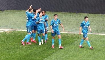 «Зенит»— «Урал»: все голы матча