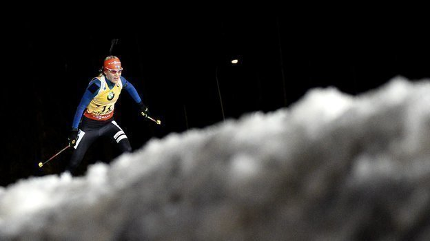 2014 год. Кайса Мякяряйнен. Фото AFP