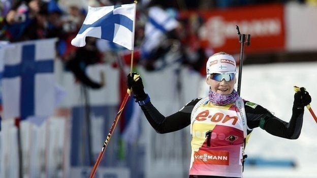 2014 год. Кайса Мякяряйнен. Фото Reuters