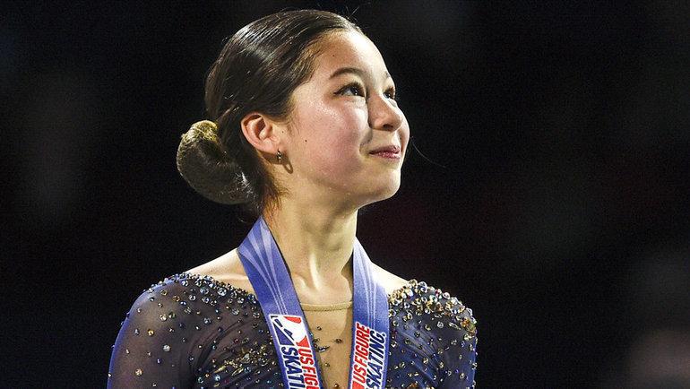 Алиса Лью. Фото USA Today Sports
