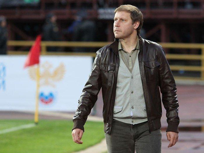 Сергей Передня. Фото ФК «Тамбов»