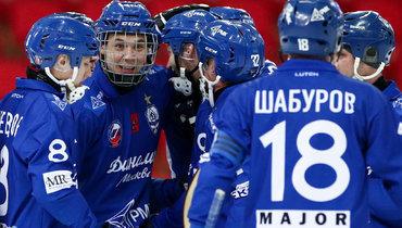«Динамо» вышло вфинал чемпионата России.