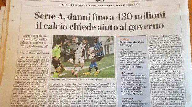 La Repubblica.