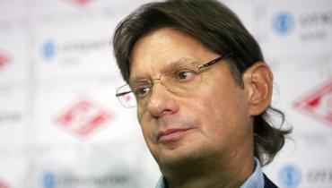 Владелец «Спартака» Леонид Федун.
