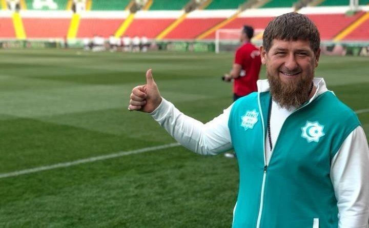 Рамзан Кадыров. Фото ВК
