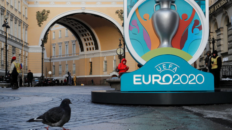 Евро-2020 перенесен. Фото Reuters