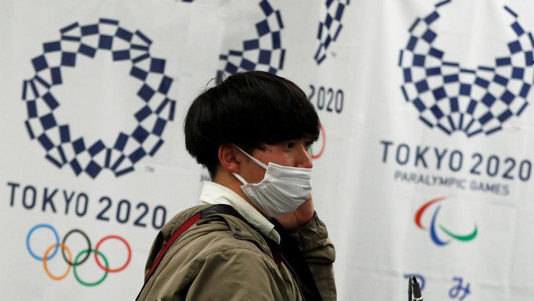Токио-2020: пока судьба Олимпиады необсуждается. Фото Reuters