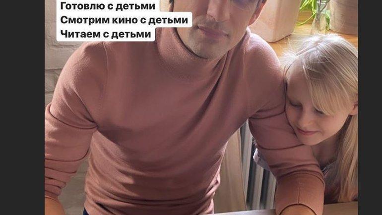 Сергей Семак (слева). Фото instagram.com