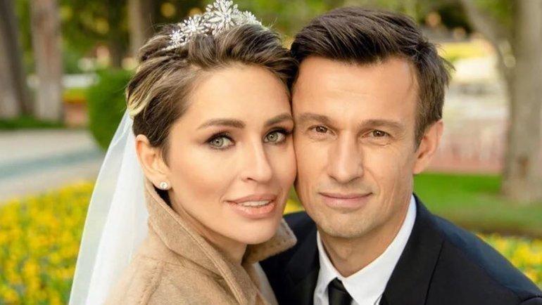 Анна иСергей Семак. Фото instagram.com