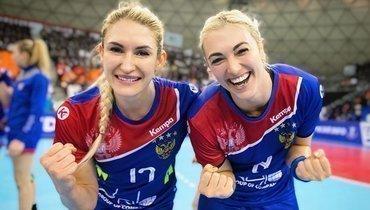 Владлена Бобровникова (cлева) иАнна Петренко.