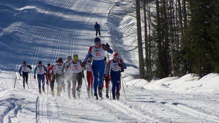 Центр лыжного спорта вМалиновке (Архангельская область). Фото ФЛГР