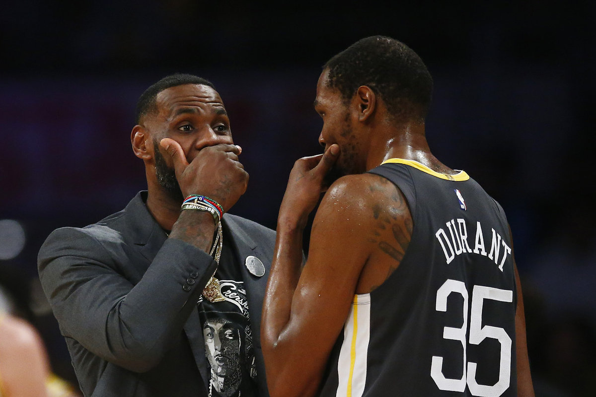 Усуперзвезды НБА коронавирус, апод угрозой— сам Леброн. Что пишут вмировых СМИ опандемии