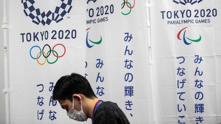 Международный спортивный чиновник объясняет, почему Олимпийские игры вТокио в2020 году несостоятся. Фото AFP