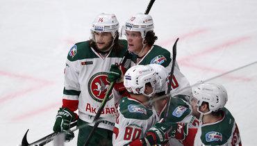 «АкБарс» просит завершить сезон КХЛ.