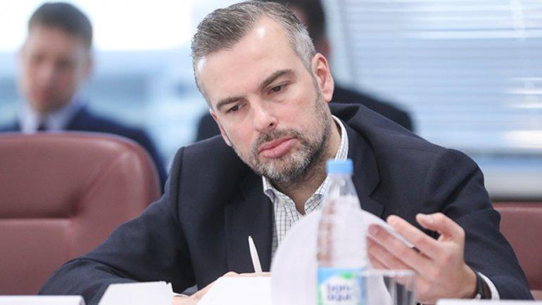 Александр Зотов. Фото РФС